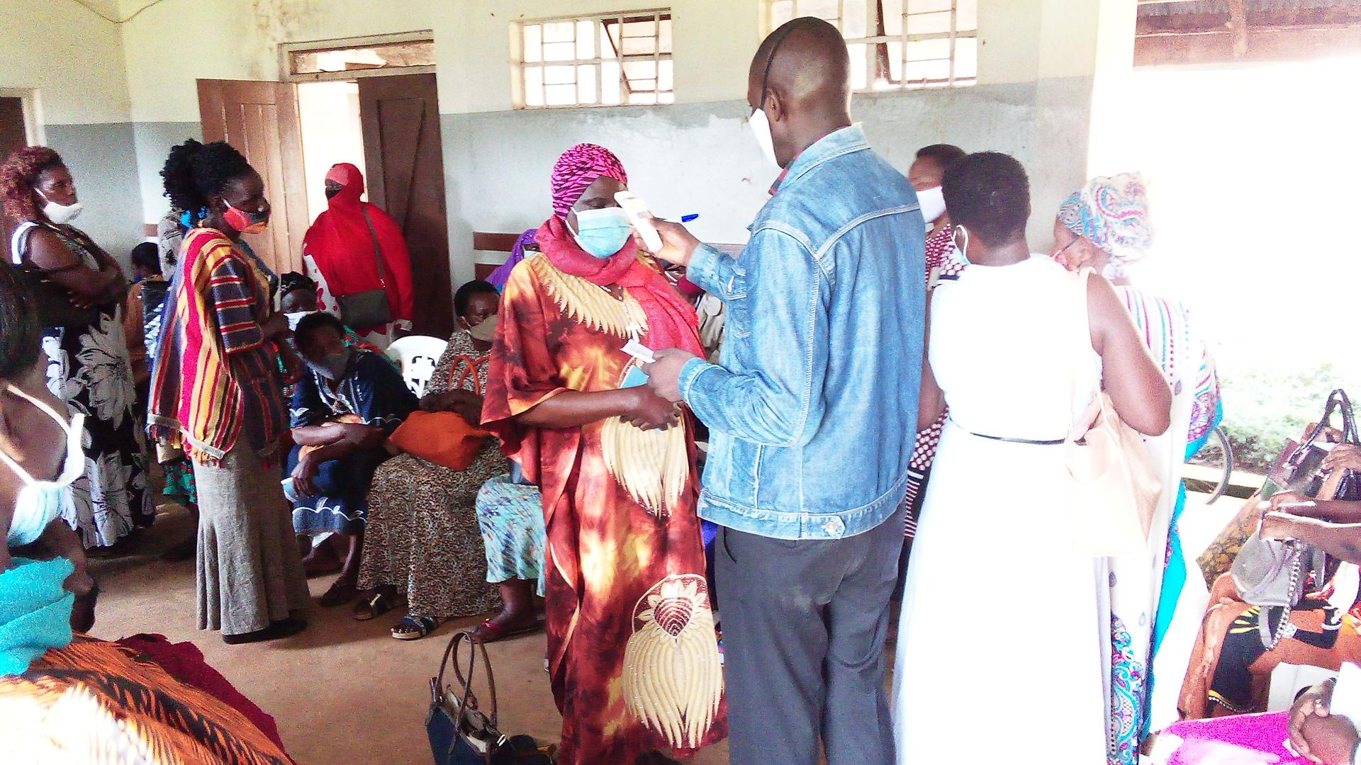 ASCVD Risk Study patient recruitment At Entebbe Grade A Hospital